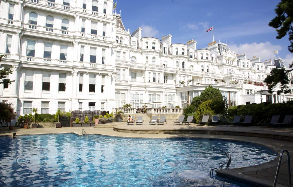 Luxury Hotels In Eastbourne East Sussex The Grand Hotel Eastbourne