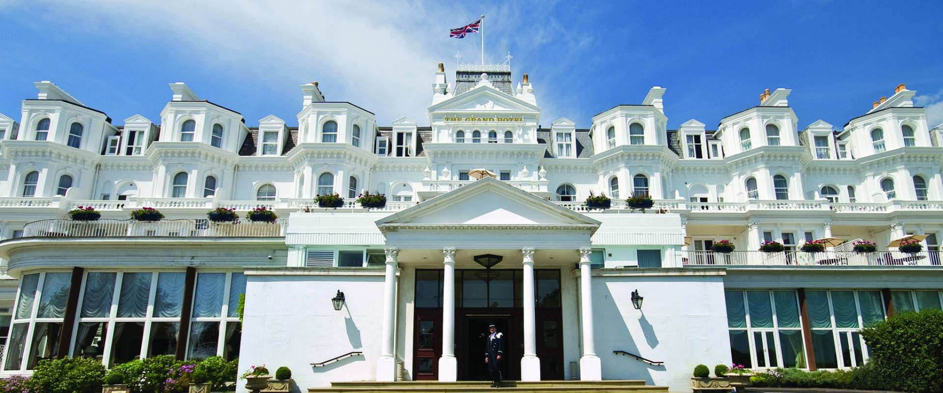 Luxury Hotels in Eastbourne, East Sussex - The Grand Hotel
