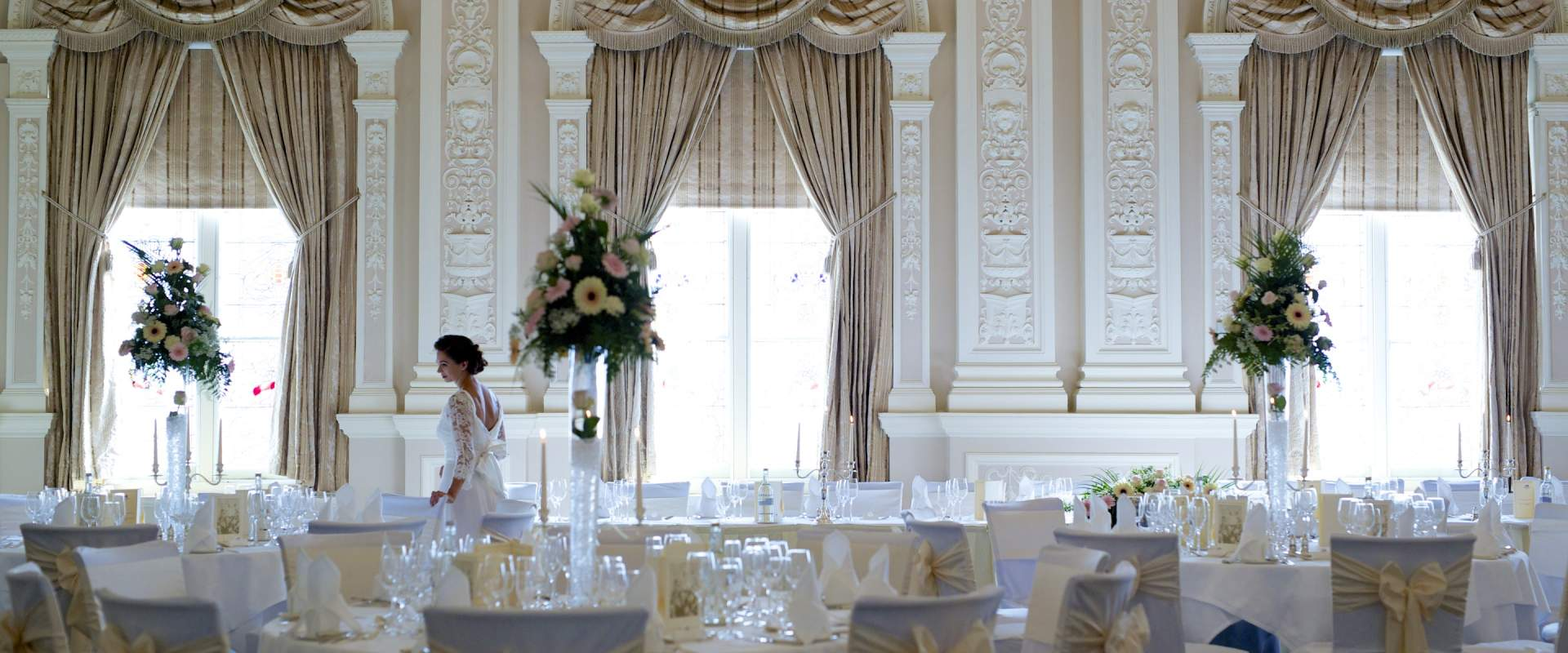Wedding Venues In Eastbourne East Sussex Weddings At The Grand