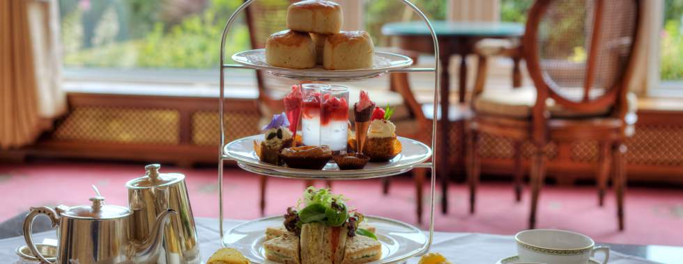 Afternoon tea at The Grand Eastbourne